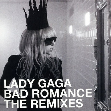 LADY GAGA - BAD ROMANCE - THE REMIXES (X7) - CD New Single
