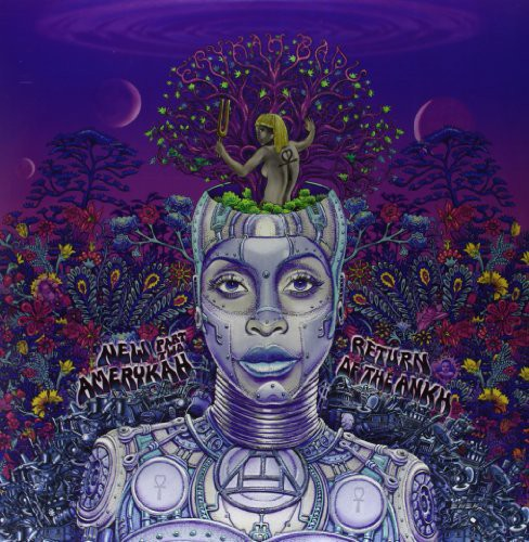 BADU, ERYKAH - NEW AMERYKAH PART TWO: RETURN OF THE ANK (Vinyl LP) - Vinyl New