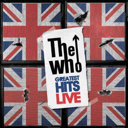 WHO - GREATEST HITS LIVE - CD New