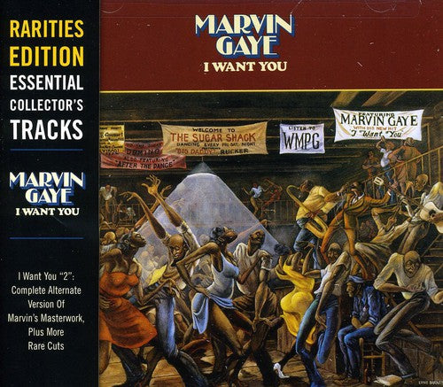MARVIN GAYE - I WANT YOU: RARITIES EDITION - CD New