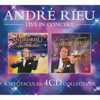 ANDRE RIEU - ANDRE RIEU LIVE IN CONCERT - CD New