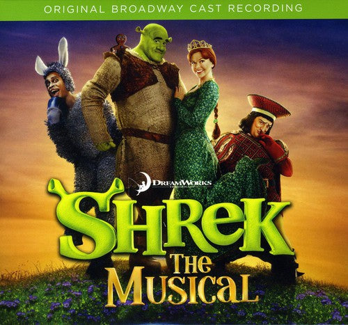SHREK: THE MUSICAL / O.B.C.R. - SHREK: THE MUSICAL / O.B.C.R. - CD New