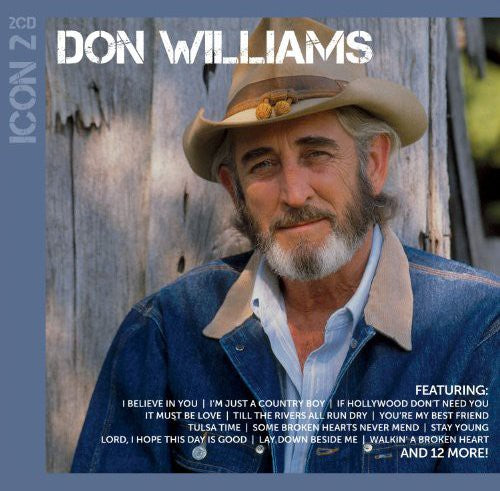 DON WILLIAMS - ICON - CD New