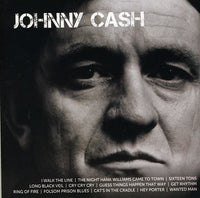 CASH, JOHNNY - ICON (CD)