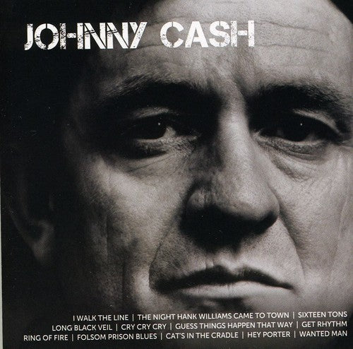 JOHNNY CASH - ICON - CD New