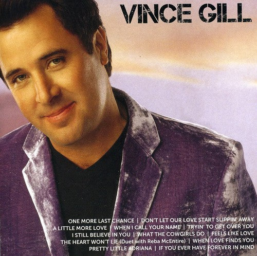 VINCE GILL - ICON - CD New