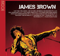 JAMES BROWN - ICON - CD New