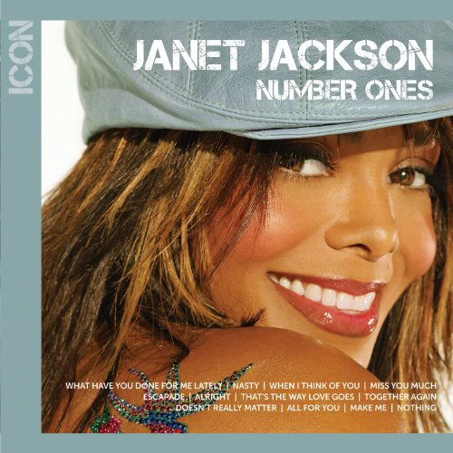 JACKSON, JANET - ICON (CD) - CD New