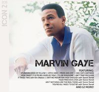 GAYE, MARVIN - ICON (CD)