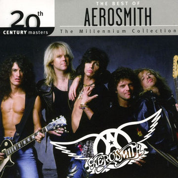 AEROSMITH - 20TH CENTURY MASTERS: THE BEST OF AEROSMITH - CD New