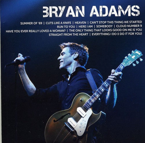 BRYAN ADAMS - ICON - CD New