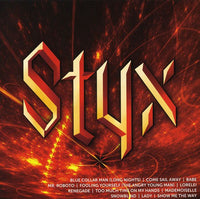 STYX - ICON - CD New