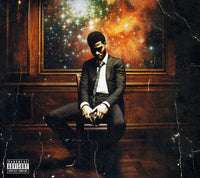 KID CUDI - MAN ON THE MOON 2: THE LEGEND OF MR RAGE - CD New