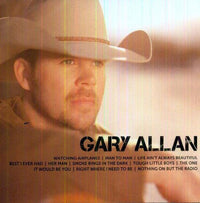 GARY ALLAN - ICON - CD New
