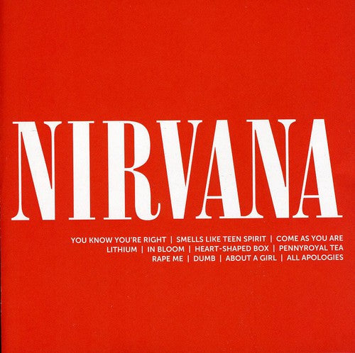 NIRVANA - ICON - CD New