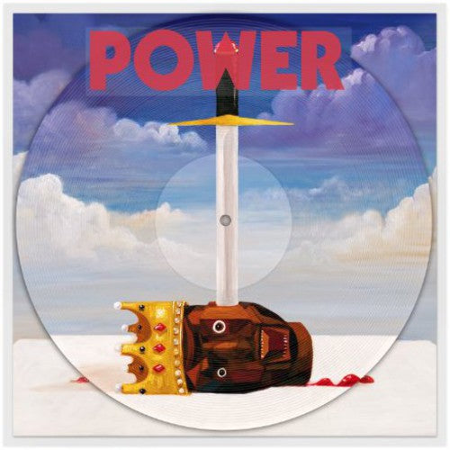 KANYE WEST - POWER (PICTURE DISC) - Vinyl New