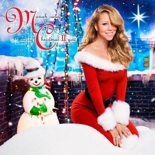 MARIAH CAREY - MERRY CHRISTMAS II YOU - CD New