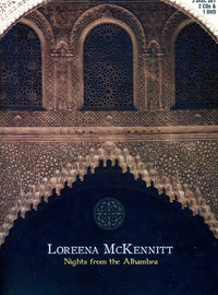 LOREENA MCKENNITT - NIGHTS FROM THE ALHAMBRA - Video DVD