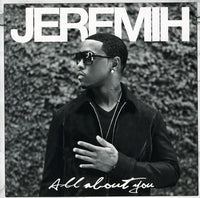 JEREMIH - ALL ABOUT YOU - CD New