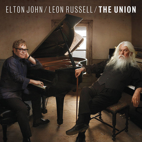 JOHN,ELTON / RUSSELL,LEON - UNION - CD New