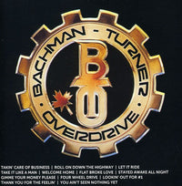 BTO ( BACHMAN-TURNER OVERDRIVE ) - ICON (CD) - CD New