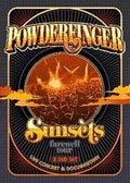 POWDERFINGER - SUNSETS FAREWELL TOUR - Video Used DVD