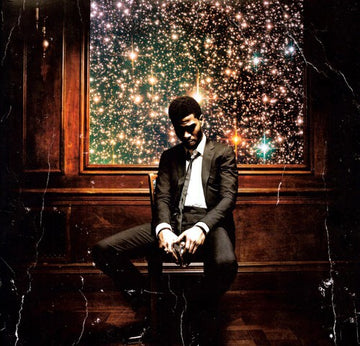 KID CUDI - MAN ON THE MOON 2 : LEGEND OF MR RANEGR (Vinyl LP)