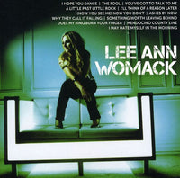 LEE ANN WOMACK - ICON - CD New