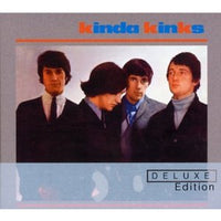 KINKS, THE - KINDA KINKS (CD)