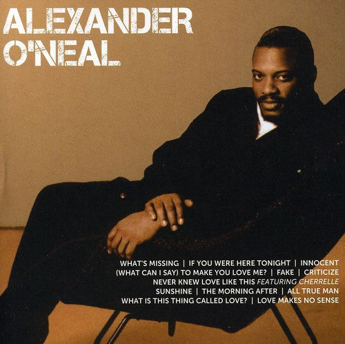 ALEXANDER O'NEAL - ICON - CD New