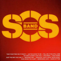 SOS BAND - ICON - CD New
