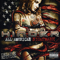HINDER - ALL AMERICAN NIGHTMARE - CD New