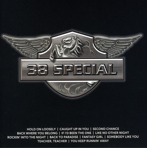 38 SPECIAL - ICON - CD New