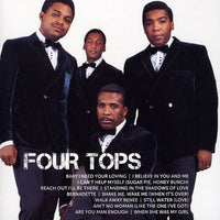 FOUR TOPS - ICON - CD New