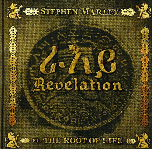 STEPHEN MARLEY - REVELATION PART 1: THE ROOTS OF LIFE - CD New