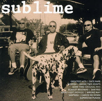 SUBLIME - ICON - CD New