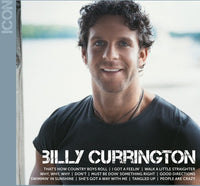 BILLY CURRINGTON - ICON - CD New