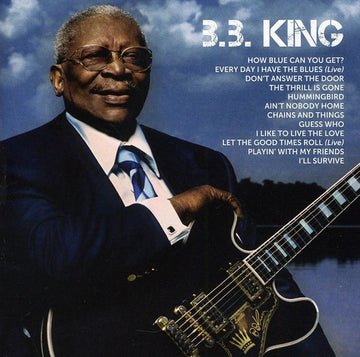 B.B. KING - ICON - CD New