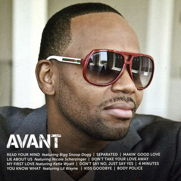 AVANT - ICON - CD New
