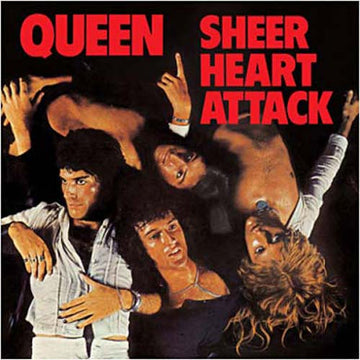 QUEEN - SHEER HEART ATTACK - Vinyl New