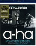 A-HA - ENDING ON A HIGH NOTE: FINAL CONCERT - Video BluRay