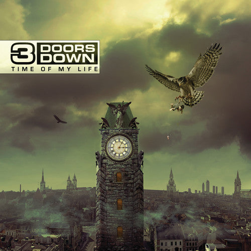 3 DOORS DOWN - TIME OF MY LIFE - CD New