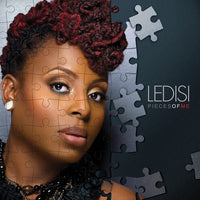 LEDISI - PIECES OF ME - CD New