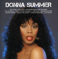SUMMER, DONNA - ICON (CD)