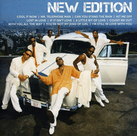 NEW EDITION - ICON - CD New