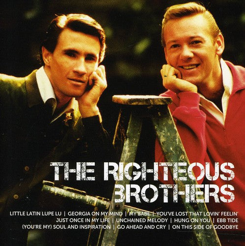 RIGHTEOUS BROTHERS - ICON - CD New