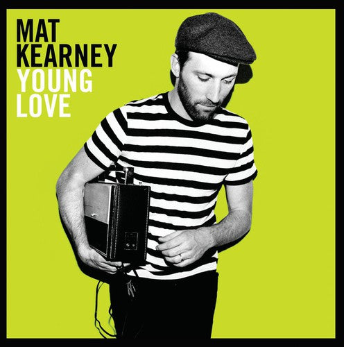 MAT KEARNEY - YOUNG LOVE - CD New