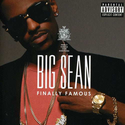 BIG SEAN - FINALLY FAMOUS - CD New