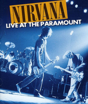 NIRVANA - LIVE AT THE PARAMOUNT - Vinyl New