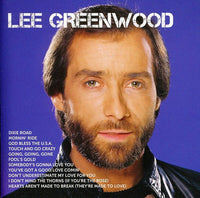 LEE GREENWOOD - ICON - CD New